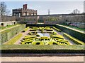 TQ1568 : Hampton Court Palace, West Pond Garden by David Dixon