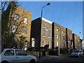 TQ3378 : 47-59 Cobourg Road, Peckham by Stephen Craven