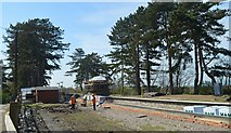 SP0838 : Broadway Station reborn by Philip Pankhurst