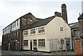 SJ9143 : Stanley Works, Chelson Street (was Bagnall Street) by Chris Allen