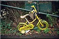 SE1945 : Another yellow bike by John Winder
