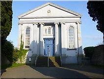 C2502 : Scottish Church, Raphoe by Kenneth  Allen