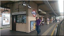 TQ1979 : London : Acton Tube Station by Lewis Clarke