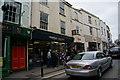 SW8032 : Warrens Bakery on Killigrew Street, Falmouth by Ian S