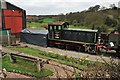 SJ9851 : Loco D2334, Churnet Valley Railway by Stu JP