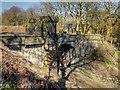 SD7215 : Turton Railway Bridge by David Dixon