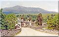 SH7352 : Dolwyddelan and Moel Siabod (2,866 ft.), 1992 by Ben Brooksbank