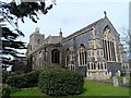 TM1180 : St Mary's church, Diss by Bikeboy
