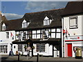 SP0857 : The Three Tuns, Alcester by Chris Allen