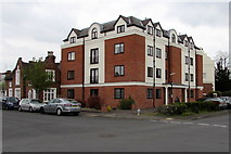 SP3265 : Squirhill Place, Royal Leamington Spa by Jaggery