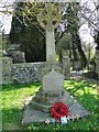 TG3808 : Beighton War Memorial by Adrian S Pye