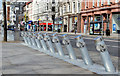 J3374 : Belfast Bikes, Donegall Square North - April 2015(2) by Albert Bridge