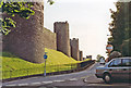 SH7877 : Conwy Castle, 1992 by Ben Brooksbank