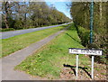 SP3075 : A429 Kenilworth Road at Gibbet Hill by Mat Fascione