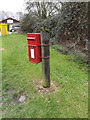 TM0659 : Mill Street Postbox by Adrian Cable