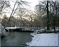 SE6250 : Spring Lane Bridge by DS Pugh