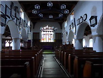SD3598 : Inside St Michael and All Angels, Hawkshead (3) by Basher Eyre