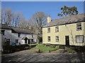 SX2281 : Houses at Altarnun by Derek Harper