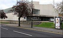 SP3265 : Royal Spa Centre, Royal Leamington Spa by Jaggery