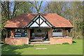 SJ6781 : Great Budworth Cricket Club Pavilion by Jeff Buck