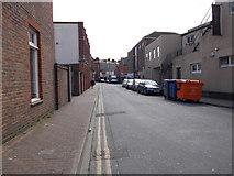 TQ0202 : Arcade Road - Clifton Road by Betty Longbottom
