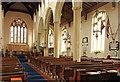 TL9849 : St Mary Magdalene, Bildeston - South arcade by John Salmon