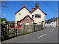 SN6115 : SE side of the Red Lion, Llandybie by Jaggery