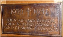 SD3598 : St Michael and All Angels, Hawkshead: memorial (iii) by Basher Eyre