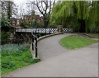 SP3165 : York Bridge, Royal Leamington Spa by Jaggery