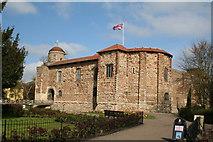 TL9925 : Colchester Castle by Dr Neil Clifton