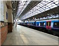 SJ8497 : Manchester Piccadilly Platform One by Gerald England
