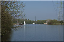 SJ8092 : Sale Water Park by Ian Greig