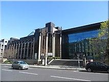 NT2574 : Royal Bank of Scotland offices, Dundas Street, Edinburgh by Graham Robson