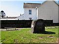 SN6115 : Llandybie Millennium Stone by Jaggery