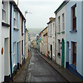SS4630 : Looking down Bude Street, Appledore by Robin Stott