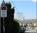 SN6215 : STOP when lights show sign, Kings Road, Llandybie by Jaggery