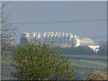 TA0238 : Imerys Minerals calcium carbonate plant, Beverley by Chris Morgan
