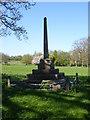 SO9645 : Cross outside churchyard by Jeff Gogarty