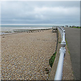 TQ7407 : Bexhill beach by Oast House Archive
