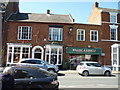 SO9445 : CCTV Camera on Pershore High Street by Jeff Gogarty