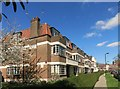 TQ3286 : Clissold Court by Des Blenkinsopp