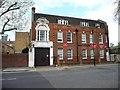 TQ3178 : The Army Centre, Braganza Street, Kennington by Christine Johnstone
