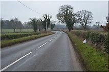TG0806 : Norwich Rd, B1108 by N Chadwick