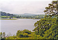 SH9234 : North (Bala) end of Llyn Tegid, 1993 by Ben Brooksbank