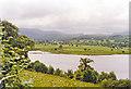 SH8931 : South end of Bala Lake (Llyn Tegid), near Llanwuchllyn, 1993 by Ben Brooksbank