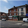 SE4225 : Albion Working Mens Club, Castleford by Ian S