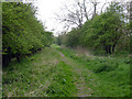 SP0856 : Former trackbed of Evesham to Redditch Railway by Chris Allen
