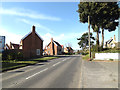 TM3958 : B1069 Church Road, Snape by Geographer