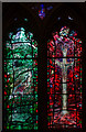SO5139 : Traherne window 1, Hereford Cathedral by Julian P Guffogg