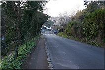 SX9364 : Ilsham Marine Drive, Torquay by Ian S